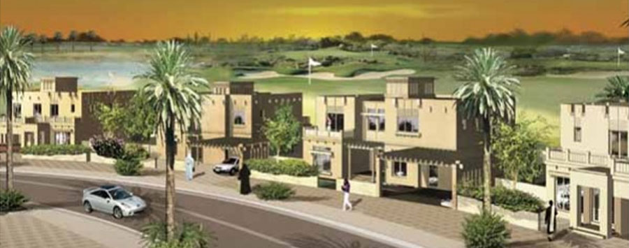 Buy villa in Emirates Living Villas
