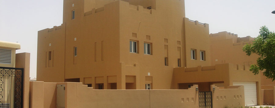 Rent villa in Emirates Living Villas